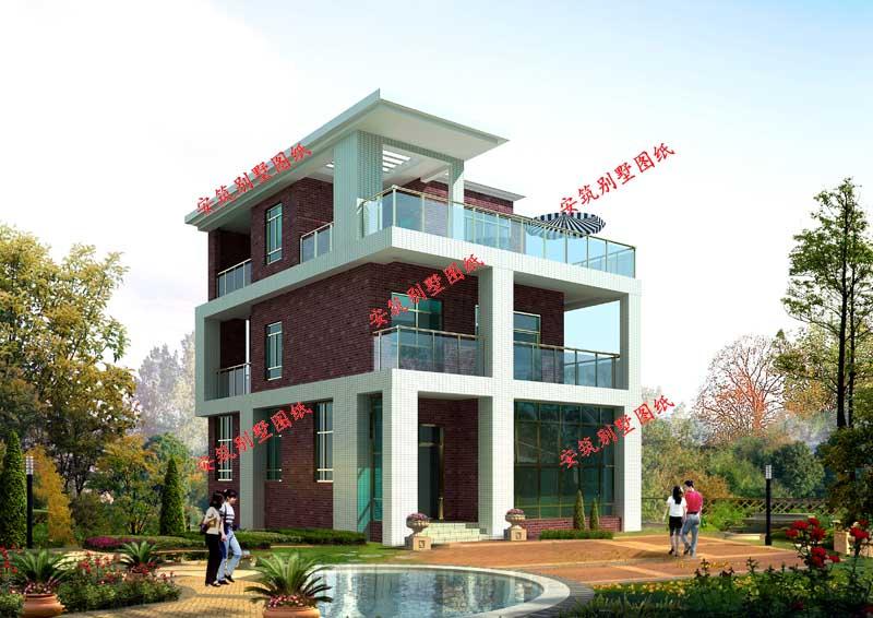 7米平顶二层楼图片大全,简单实用    目前,对农村自建房屋建筑面积的